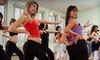 Inner Diva - Northeast Meridian: 10 or 20 Dance-Fitness Classes at Inner Diva (71% Off)