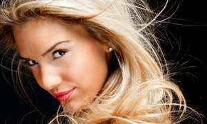 Salon Capelli: $59 for Haircut and Style with Color Treatment at Salon Capelli ($125 Value)
