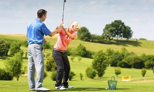 Launch Pad Golf Academy: One, Two, or Three 90-Minute Golf Lessons with Flight Scope Operator and PGA Professional (Up to 62% Off)