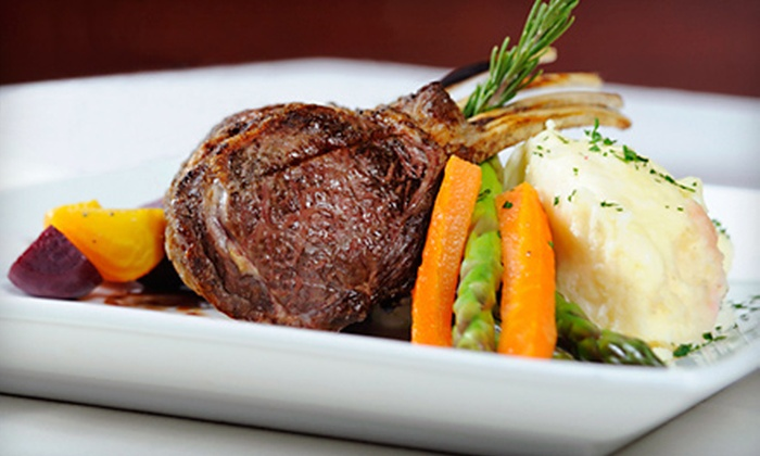 Christopher's on Lincoln - Carmel: Four-Course Upscale American Dinner with Cocktails and Wine at Christopher's On Lincoln (Up to 57% Off)