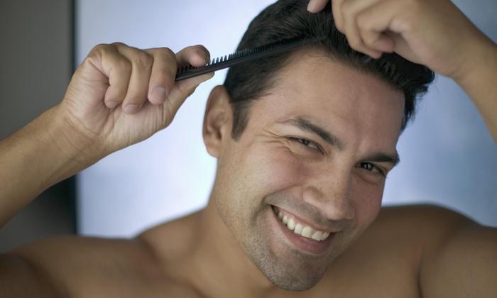 Jenae Eagins Hair Studio - El Segundo: 60-Minute Massage and Aromatherapy Scalp Treatment from Jenae Eagins Hair Studio (55% Off)
