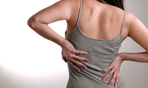 Texas Spine and Joint Rehabilitation: Chiropractic Consultation, Exam, and 1, 3, or 5 Treatments at Texas Spine and Joint Rehabilitation (Up to 83% Off)