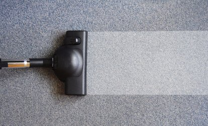 image for Carpet Cleaning with Sanitizer and Protector for Three or Five Rooms Up to 250 Square Feet Each (Up to 63% Off)
