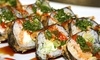 Yamato Ya Japanese Restaurant - Midtown: Four-Course Japanese Meal for Two or Four with Drinks at Yamato Ya Japanese Restaurant (Up to 55% Off)
