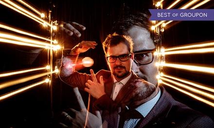 Edinburgh International Magic Festival, MagicFest Gala Show: Levitations, 8 July at Festival Theatre