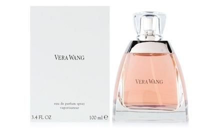 One or Two Vera Wang 100ml Eau de Parfum Sprays for Women