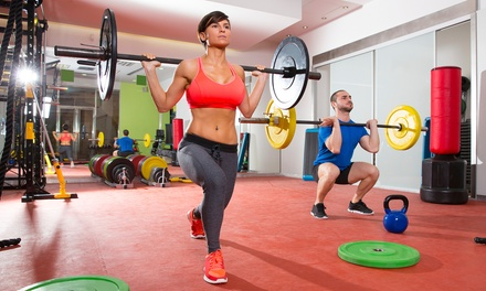 One- or Two-Month Gym Membership with Unlimited XFit Classes at Xcel Fitness (Up to 86% Off)