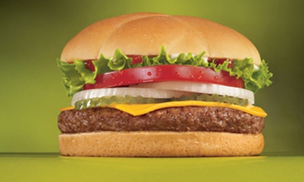 Two Medium Smoothies or Two Grillburgers with Cheese, Fries, and Drinks at Dairy Queen (Up to 36% Off)