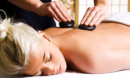 $60 for One-Hour Hot-Stone Massage with Aromatherapy and Facial at Essentials Massage and Facials of Boca Raton ($120 Value)