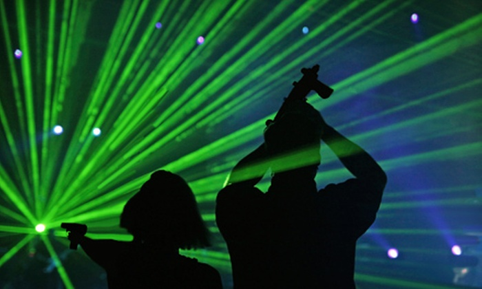 Laser Chase - Franklin: Four Games of Laser Tag for 1, 4, or Up to 10 People at Laser Chase in Franklin (Up to 66% Off)
