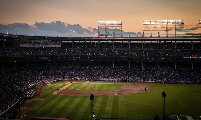Lakeview Baseball Club - Lakeview Baseball Club - Cubs Rooftop: Exclusive Presale for Rooftop View of Cubs Home Opener or 17 Other Games with Food and Drinks at Lakeview Baseball Club.