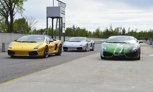 G1Tour: Drive One or Two Laps in a Luxury Car from G1Tour (Up to 75% Off)