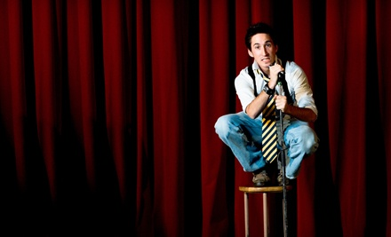 Comedy Show at Time to Laugh Comedy Club through Wed., Aug. 22: General Admission for 2 - Time to Laugh Comedy Club in Kingston