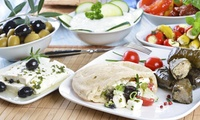 Greek Meze Banquet and Baklava For Two to Eight from £25 at Bouzouki By Night (Up to 63% Off)