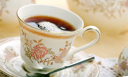Tea with Sandwiches and Treats for Two, Three, or Four at McKenna's Tea Cottage (Up to 54% Off)