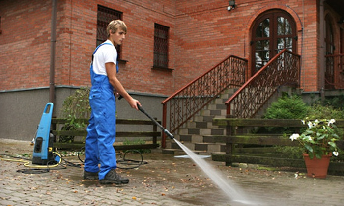 Turnkey Property Preservation - Tallahassee: Home Pressure Washing for One or Two Stories from Turnkey Property Preservation (Up to 56% Off)