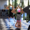 Up to 57% Off Aerial Fitness at Tough Lotus