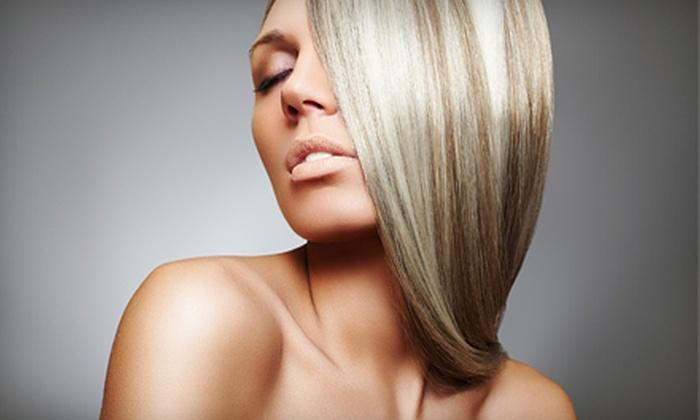 Salon Debonaire - Henrico: $125 for a Brazilian Hair-Straightening Treatment at Salon Debonaire in Henrico ($300 Value)