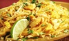 Jambalaya Restaurant - Central London: Cajun, Caribbean, and Thai Cuisine at Jambalaya Restaurant (Up to 53% Off). Four Options Available.