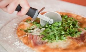 White Lady: Menu con pizza a scelta, dolce e calice di vino al ristorante White Lady, zona San Paolo (sconto fino a 66%)
