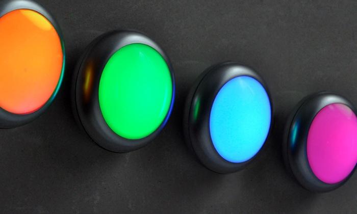 AquaLight LED Spa Lights (2pk.)   Groupon Goods