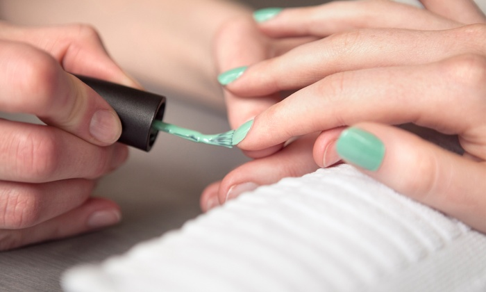 Redemption Salon - Clearbrook Commercial: One or Two Paraffin Manicures at Redemption Salon (Half Off)