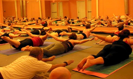 10 or 20 Bikram Yoga Classes at Bikram Hot Yoga Midwest (Up to 67% Off)