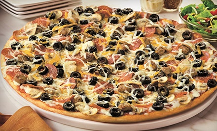 Half Off Take 'N' Bake Pizzas Monday–Thursday or Friday–Sunday, Plus 20% Off Next Order at Papa Murphy's
