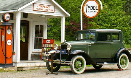 Admission for Two or Four to Boothbay Railway Village (Up to 50% Off)