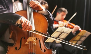 The Classical Symphony Orchestra: The Classical Symphony Orchestra at Robin Bennett Theatre on Friday, July 12 (Up to 40% Off)