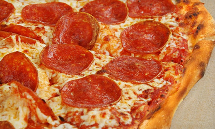 Gerace's Broadway Pizzeria - Depew: Pizza Meal with Salad and Soda or $10 for $20 Worth of Pizzeria Food at Gerace's Broadway Pizzeria