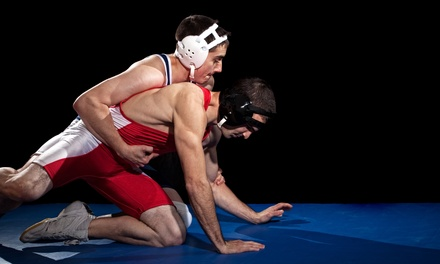 6 or 12 Wrestling Classes at Cornhusker Wrestling Club (Up to 79% Off)