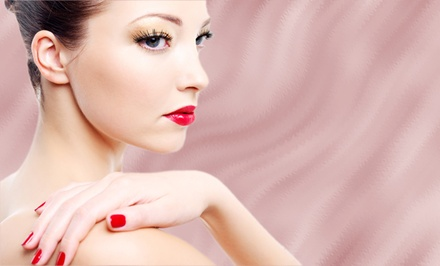 Signature Facial, Mani-Pedi, or Both at HQ Group Salon and Spa (Up to 60% Off)