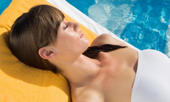 The Riviera Tanning Spa - Del City Riviera: $39 for 2 Months of Unlimited Tanning at The Riviera Tanning Spa ($225 Value)