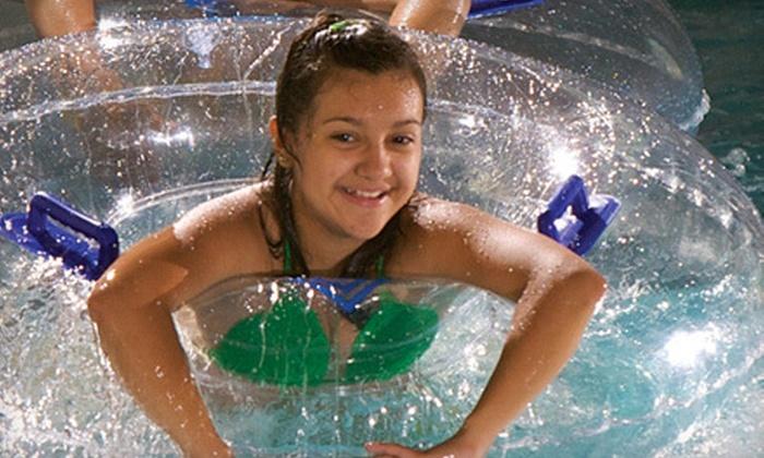 Splash! at Lively Park - Springfield: $24 for 10 Visits to Splash! at Lively Park (Up to $52.50 Value)