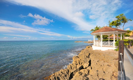 Groupon Deal: 4-Night All-Inclusive Stay for Two at Jewel Paradise Cove Beach Resort & Spa in Jamaica. Includes Taxes and Fees.
