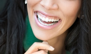 Court Square Dentistry: Dental Exam with Cleaning and Digital X-Rays at Court Square Dentistry ($550 Value)