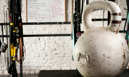 10 Drop-In Classes or One Month of Unlimited Classes at Omaha Kettlebell (Up to 78% Off)