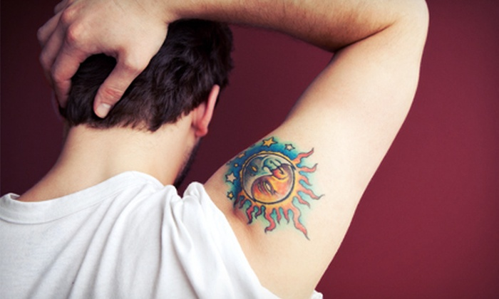 Dr. Tatt2BGone - Harrison: Three or Six Laser Tattoo-Removal Sessions at Dr. Tatt2BGone (Up to 75% Off)