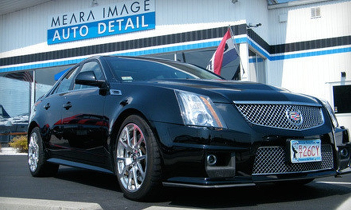 Meara Image Auto Detailing - Meara Image Auto Detail - Hingham: Full Interior and Exterior Detail for a Car, Sedan, Truck, SUV, or Van at Meara Image Auto Detailing (Up to 57% Off)