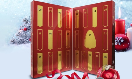 One or Two Fragrance Advent Calendars for Him or for Her