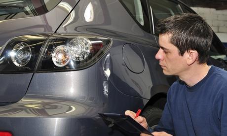 Servicio de reparación de chapa y pintura de coche en Mimi Motor (hasta 87% de descuento)