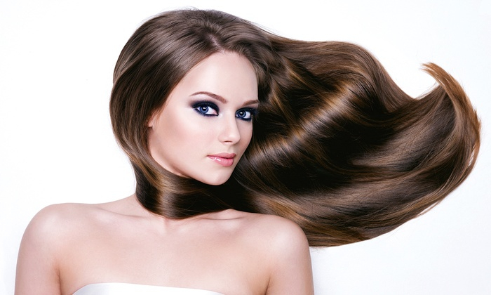 Venezia Spa & Hair Studio - Neartown/ Montrose: Keratin Treatment or Salon Packages at Venezia Spa & Hair Studio (Up to 69% Off)