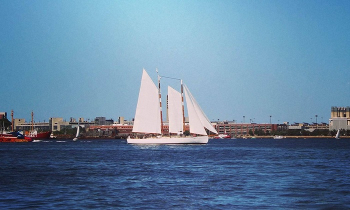 Classic Harbor Line - Downtown Boston: Two-Hour Sunset or Day Sail for Two in the 2014 Season from Classic Harbor Line (Up to 22% Off)