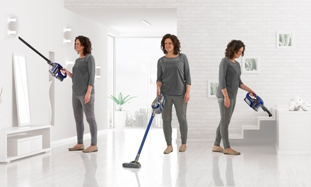 MaxiVac Cordless Twin Cyclone Vacuum with Optional Motorised Head With Free Delivery