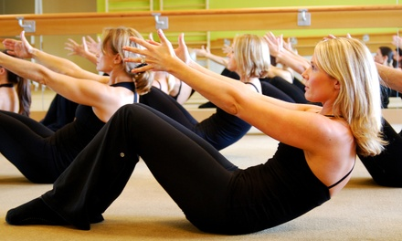 One or Two Months of Unlimited Fitness Classes at The Dailey Method (Up to 60% Off)