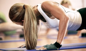 GAME-FIT Fitness Training Depot: $32 for One Month of Unlimited Fitness Classes at GAME-FIT Fitness Training Depot ($200 Value)