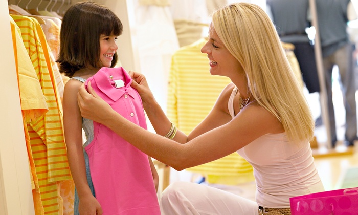 Re-Kid - Multiple Locations: $10 for $20 Worth of Re-Sale Kids' Apparel at Re-Kid