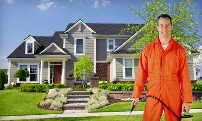 Erdye's Pest Control - Green Bay: One or Two Exterior Home Pest-Control Treatments from Erdye's Pest Control (Up to 57% Off)