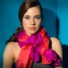 $9.99 for a 100% Silk Scarf by J. Francis